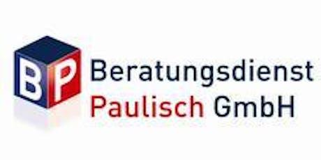 5-tägiger Existenzgründergrundkurs in Neubrandenburg Tickets