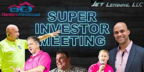 Super Investor Meeting November Speaker: HGTV's Jon Pierre Tjon-Joe-Pin tickets
