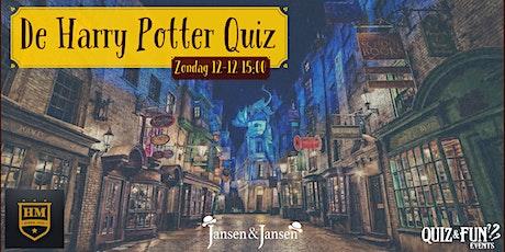 De Harry Potter Quiz | Groningen tickets