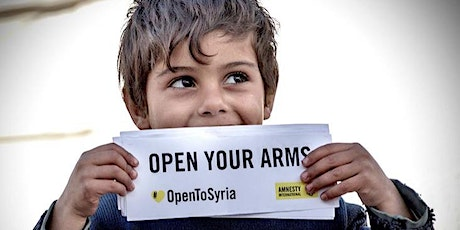 Manchester Amnesty Group November Meeting - Focus on Syria tickets