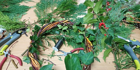 Langdon Plastic Free Wreath Making and Natural Dyes tickets