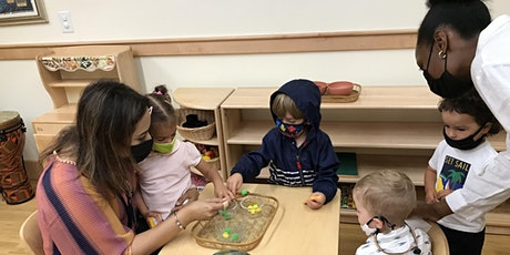 Caedmon School: Online Preschool Open House tickets