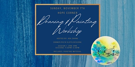Drawing & Painting Workshop tickets
