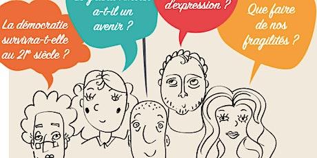 Café philo : Peut-on vivre sans peur ? billets