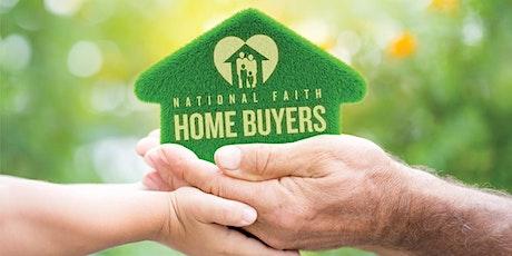 National Faith Homebuyers Virtual Workshop - NOVEMBER 2021 tickets