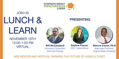 Is Vertical Farming The Future of Agriculture? tickets