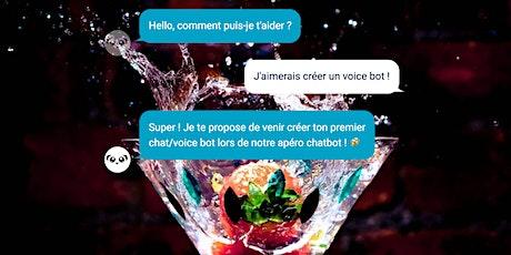 AREROBOT  : Chatbot Pizza Party  billets
