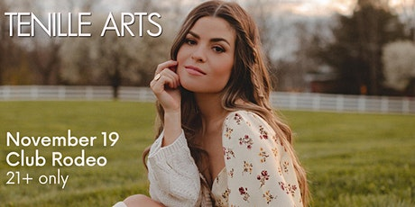95.3 KRTY and Club Rodeo Present Tenille Arts tickets