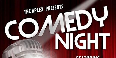 Comedy Night at The APlex featuring Steve Iott tickets
