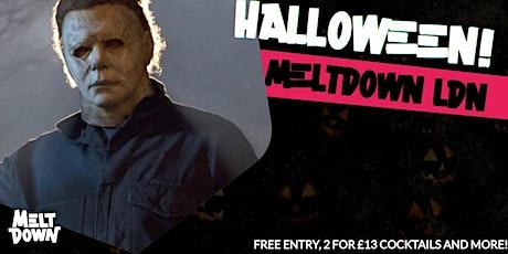 Halloween @ Meltdown London! tickets