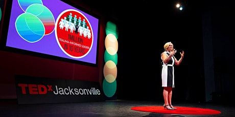 Candid Stories Behind Her TEDxJax Talk: Fireside Chat with Dr. Dawn Emerick tickets