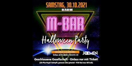 Halloween Party | M-Bar Gaimersheim | 30.10.2021 Tickets