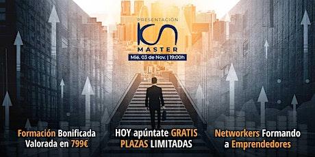 Máster avanzado de Networking y Emprendimiento Digital 3 Nov entradas