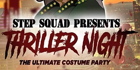 Montreal Thriller Night tickets