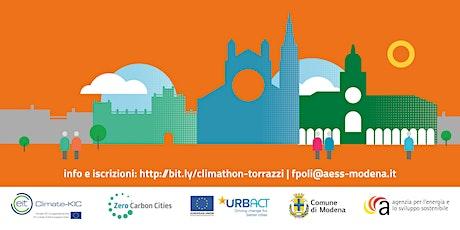 Climathon Modena / Smuoviamo i Torrazzi! biglietti