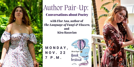Author Pair-Up: In Conversation about Poetry tickets