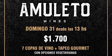 El vino por sus creadores: Amuleto Wines entradas