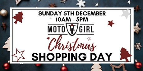 MotoGirl Christmas Shopping Day tickets