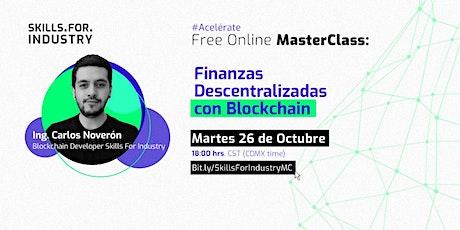 Finanzas Descentralizadas con Blockchain entradas