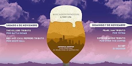 MUSIC & BEER FRIENDSTIVAL boletos