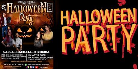 Quedadas Salseras - Halloween Party tickets