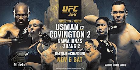UFC 268: Usman vs Covington 2 Viewing Party @ 230 Fifth tickets