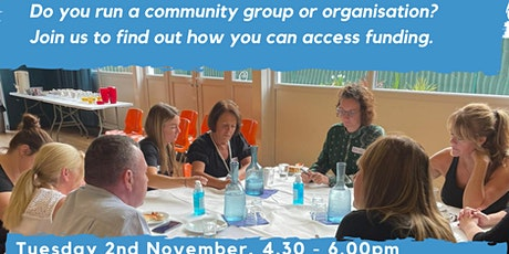 Community Cafe - Physical Activities Small Grants tickets