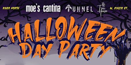 Halloween DAY Party in River North - Sat. Oct. 30th - Chicago tickets