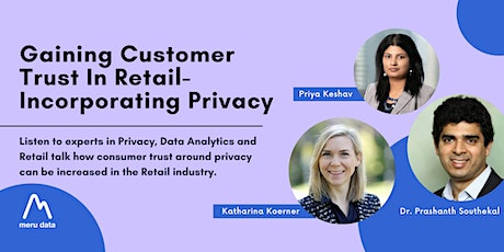 Gaining Customer Trust In Retail - Incorporating Privacy tickets