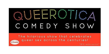 Queerotica: Comedy Night Fall Edition tickets