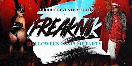 "Freaknik Halloween Costume Party ""Soho Sundays""  at Dec on Dragon tickets"