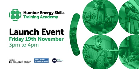 Humber Energy Skills Launch Event 2021 tickets