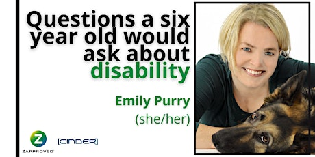 Questions a six year old would ask about disability tickets