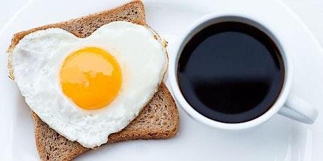 Invitation to Breakfast Briefing tickets