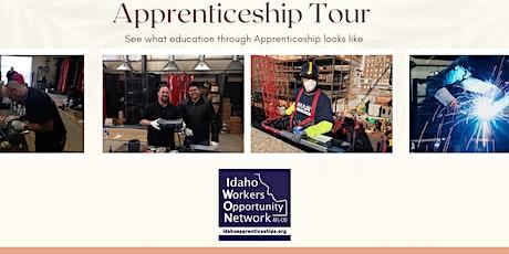 Apprenticeship Training Facility Tour tickets