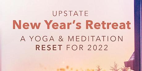 Upstate New Year Retreat tickets