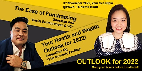 Ease of Fundraising @ The WLJK Bar tickets