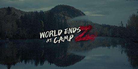 World Ends at Camp Z | 末日营地危机Z billets