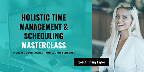 Holistic Scheduling Workshop: Audit your time, tickets
