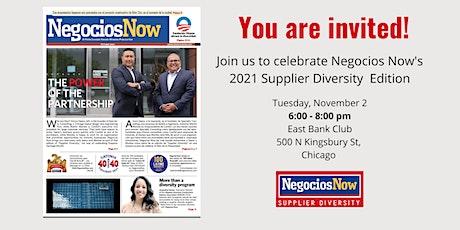 Supplier Diversity celebration event tickets