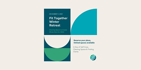 Fit Together Winter Retreat 2021 tickets