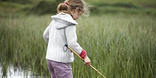Kid's Marsh Crabbing & Fishing