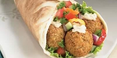 Annual Falafel Take-Out tickets