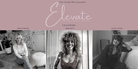 """The Virtual Effect presents """"Elevate: Hope"""" tickets"""