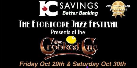 Etobicoke Jazz Festival 2021 tickets