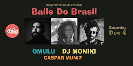 Brasil Summerfest presents Baile Do Brasil tickets