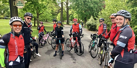 Sunday Club Ride, 50 miles, 13mph pace 'Hanbury' tickets