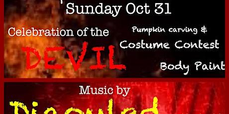 Pamenar Halloween Costume Party tickets