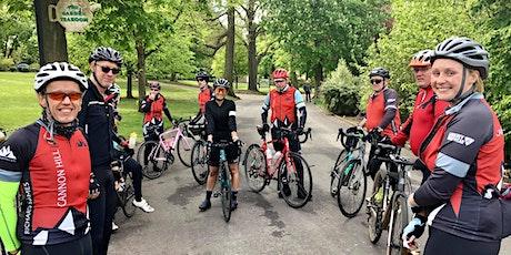Sunday Club Ride, 50 miles, 14mph pace 'Hanbury' tickets