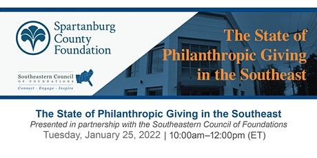 The State of Philanthropic Giving in the Southeast tickets